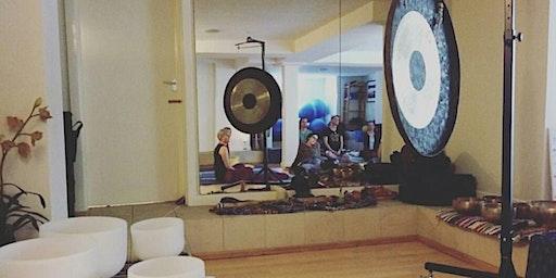 Gong Sound Bath followed by Shamanic Drumming