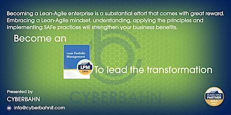 Lean Portfolio Management (LPM)-5.0 tickets