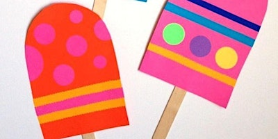 Paper+Popsicle+Craft