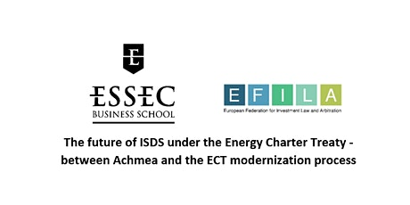 Future of ISDS under the ECT: Between Achmea and ECT modernisation process tickets
