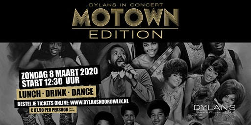 DYLANS in Concert 'Motown Edition'