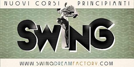 Corso Swing Principianti - Gennaio | Lezioni gratuite di Lindy Hop a Roma con Swing Dream Factory biglietti
