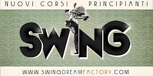 Corso Swing Principianti - Gennaio | Lezioni gratuite di Lindy Hop a Roma con Swing Dream Factory