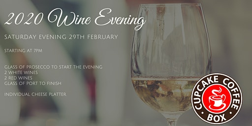Wine Evening 29th Feb