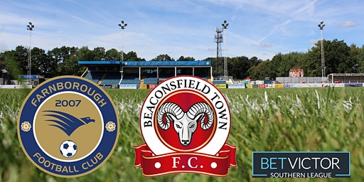 Farnborough v Beaconsfield Town