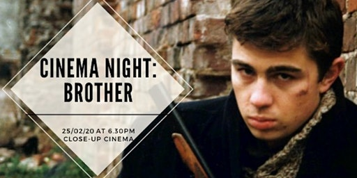 Cinema Night: 'Brother' 1997
