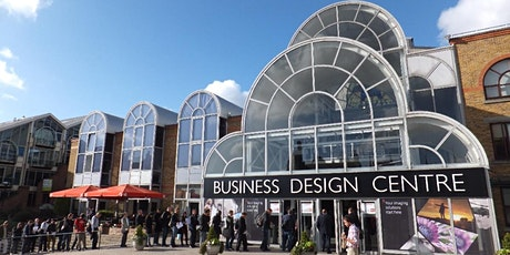 Pop Up Vintage Fashion & Homeware Event at the Business Design Centre! tickets