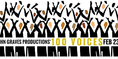 100 Voices Sign up  tickets