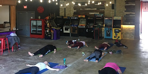 Yoga and Beer at Dead Bird Brewing