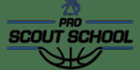 Pro Scout School 2020 tickets