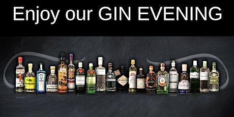 Gin Evening tickets