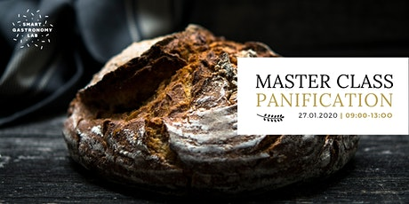 Master Class Panification tickets