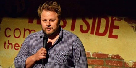 Forrest Shaw - February 6, 7, 8 at The Comedy Nest tickets
