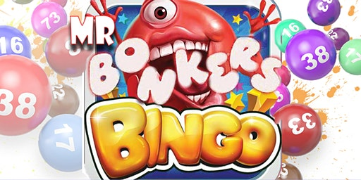 Mr Bonkers Bingo Fundraiser - Prudhoe Town FC Fireworks
