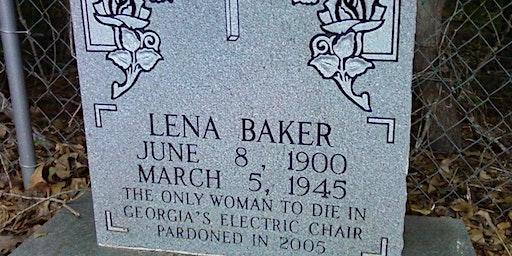 Lena Baker Commemoration