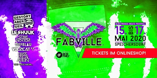 FABVILLE - Electronic Beatz Festival