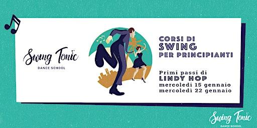 Corso di swing per principianti. Lezione primi passi di Lindy Hop al Vomero