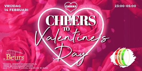 Cheers | Valentine's Day tickets