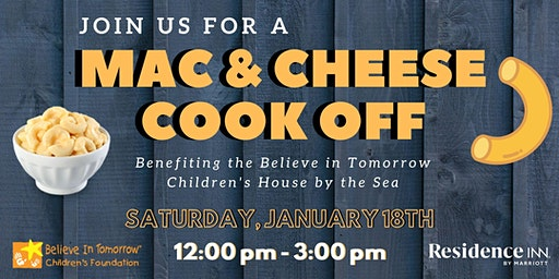 Mac & Cheese Cook Off!
