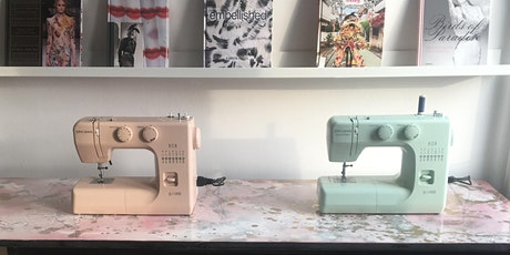 Introduction to Machine Sewing tickets