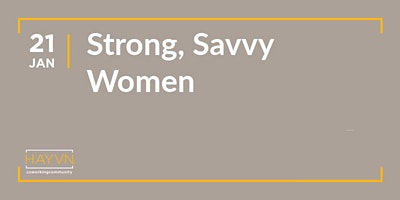 Strong%2C+Savvy+Women+at+HAYVN+-+Support+Group+