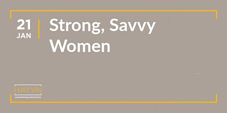 Strong, Savvy Women at HAYVN - Support Group for Women in Transition, Divorced or Widowed, in Transition tickets