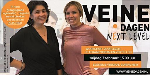 Workshop Stichting Milo: Danielle Golsteijn en Hanneke van Bakel