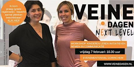 Workshop stichting Milo: Danielle Golsteijn en Hanneke van Bakel tickets