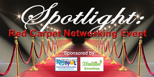 Spotlight Red Carpet Networking Event