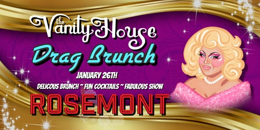 Drag Brunch by The Vanity House