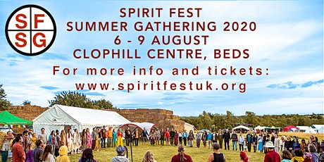 Spirit Fest Summer Gathering 2020. tickets