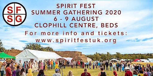 Spirit Fest Summer Gathering 2020.