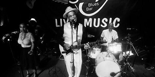 Big Poppa Stampley's Jukebox Blues Tour Kickoff