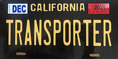 DMV Transport Agent 101 San Jose tickets