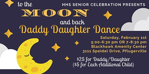 Daddy Daughter Dance - To The Moon and Back