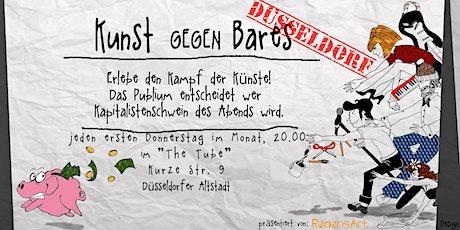 Kunst Gegen Bares - Ausgefuchst Tickets