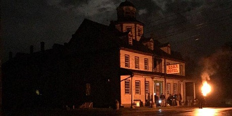 Zoar Ghost Tours tickets