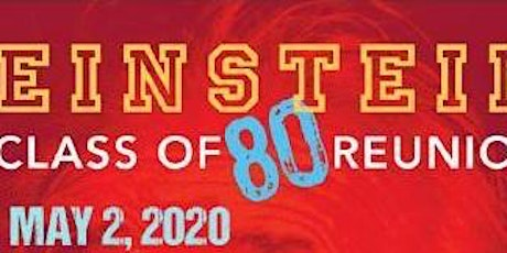40th Reunion - Albert Einstein High School Class of 1980 tickets