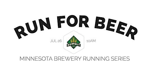 Beer Run - Summit Brewing Co   2020 Minnesota Brewery Running Series