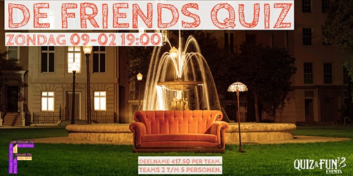 De Friends Quiz | Utrecht