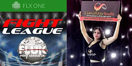 FLUK Championship Boxing with Limitless Benefits Ring Girls Birmingham tickets