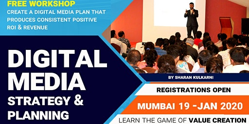 Digital Media Strategy & Planning Workshop