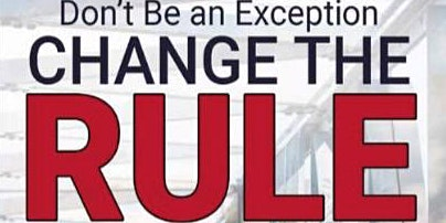 Walter Mendenhall's Book Launch & Brunch - Don't Be An Exception, Change The Rule
