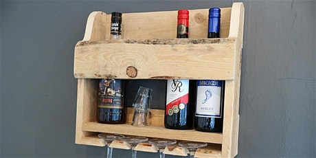 Introduction to woodwork - Wine Rack tickets