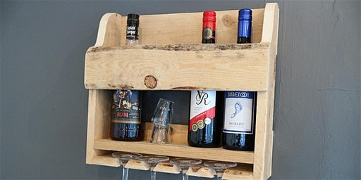 Introduction to woodwork - Wine Rack