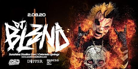 Dapper Presents DJ BL3ND @SunshineStudios tickets