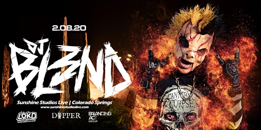 Dapper Presents DJ BL3ND @SunshineStudios