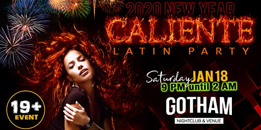 2020 New Year Caliente