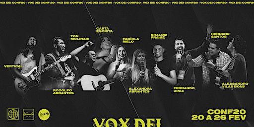 Vox Dei Conf20