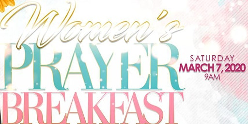 Women's Ministry of S.G. Spottswood AMEZC Prayer Breakfast